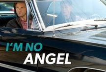 Supernatural / Tuesdays at 8:00pm on CW23!