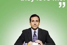 The Office / Weeknights at 4:00am on CW23!