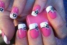 NAILED IT! --- Nails & Make Up / by Maria