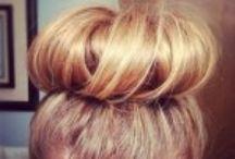 Hair + Makeup Ideas