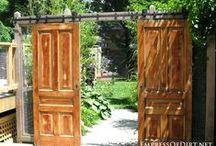 My Secret Garden / What's Behind the Garden Gates / by Tutu's Favorites