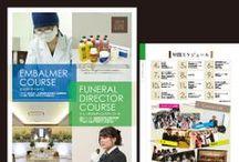 pamphlet / パンフレット・カタログ作品集