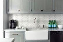 kitchens / by Mariah Brinton