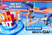 Oh Sit! / Wednesdays and Thursdays at 7:00pm on CW23. Only during the summer.