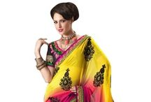 Valehri Sarees - Designer Sarees / Valehri is women's favourite one stop shop for Indian clothing. We specialize in bridal sarees, trendy Salwar Kameez and other Indian bridal wear like Lehenga Cholis. Our collection boasts of creations of best Indian designers and also regular Indian women's clothing. Get gorgeous ethnic clothes and dress up just the way Indian women dress. From a wedding saree to an Indo-Western outfit, our clothing store has it all. Shop now to explore the choices that await you in our latest collection.