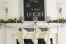 Merry Christmas to You! / Find beautiful photos of Christmas holiday decorating, including ideas for decorating the Christmas Tree. See lots of tips and advice at http://www.DecoratorFiles.com/ChristmasDecoratingIdeas.html
