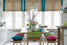 Dining Room Decorating  / Beautiful dining room decor and design photos and ideas here to inspire your creativity. Learn  much more about how to finish out your dining area at http://www.DecoratorFiles.com/DiningRoomDecorating.html