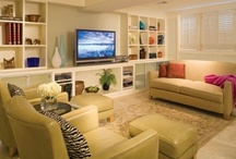 basement ideas / by Angie Smith