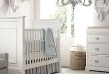 Nursery / Gray and Gold Nursery