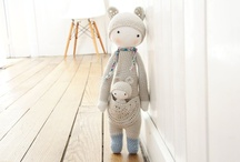 handmade toys / by Jo Packham