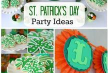 It's the Luck of the Irish / Celebrating St. Patty's Day / by Tutu's Favorites
