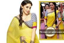 Bollywood Sarees / Designer Bollywood Saree- VALEHRI