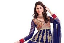 Wedding Salwar Kameez Semi Stitched  / Salwar Kameez India's largest Online store for buy latest Salwar Kameez, Designer Salwar Kameez, latest 2013 Salwar Kameez collection for wedding, Anarkali, Printed, Bollywood and long Salwar kameez.