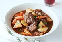 Stews, Gumbos, Jambalayas, Paellas, Short Ribs and Chilis / by Tutu's Favorites