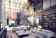 lofts / by Jo Packham