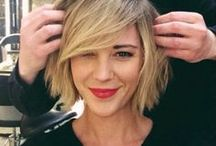 Short and Sweet. / Pixie cuts, bobs, and other cute, short cuts