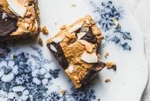 bars + brownies