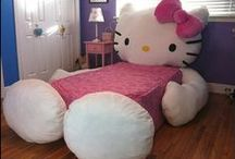 Samantha's bedroom ideas / by Heather Ledford