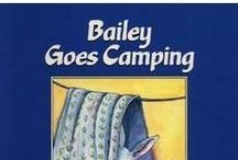 August Bailey Goes Camping