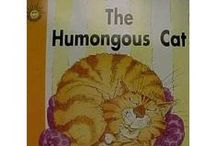 October the humongous cat