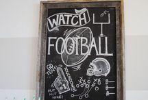 Chalkboard Inspiration.