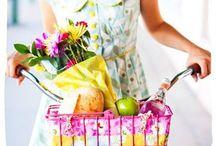 Color Inspiration / Color schemes for blogs & design