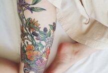 Pretty Tattoos / Tattoos / by Amanda Reyes