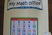 Math Centers & Ideas