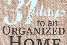 Domesticated Chicky / Ideas for homemaking, organizing and general house-wivery / by Deanna Garretson