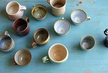 mugs / by Kristen Daknis