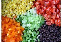 Veg / Vegetarian, vegan and raw food ideas and recipes.