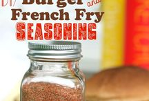 Mixes & Seasonings / by Deanna Garretson