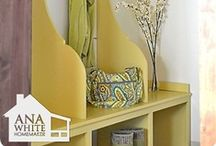 Mudroom ideas / by Four Generations One Roof