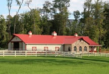 Cleary Horse Barns / Whether you're planning a small pleasure-horse barn or a large, attractive stable with an extra-wide clear-span area for riding, jumping, roping and cutting; you can depend on Cleary. See how easy it is to design a Horse Barn or Arena of any size by contacting a Building Sales Specialist. Toll-free: 1-800-373-5550 Email: sales@clearybuilding.com