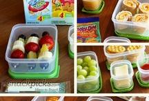 Bento Lunch Ideas & Snacks / by Michelle Daniel