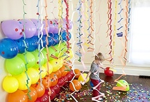 Party Time / Every kind of party - ideas / by Kassie Thorpe