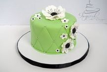 My Cakes / https://www.facebook.com/InspiredCakeDesigns