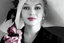 Glamour Gals,Gutsy Broads,Classy Dames,Screen Legends  / by JoAnne Johns