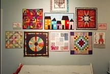 Quilt Display / by Kathleen Panzera