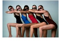 In the Swim, aka Beach Life / Inspiration for swimwear and beachlife design peojects / by Blink London