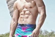 AQ Swim Boardshorts ☼ / Anthony Quintana Design