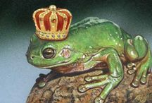 Frog Prince! / Traditional frogs into princes!
