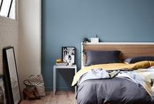 BLUE TREND / Ways to add the trendy colour blue in interiors