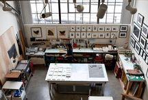 Studio / Creative Transpiration Spaces