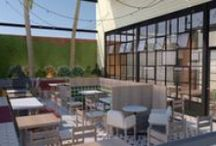 Food Service / Restaurant And Food Service spaces Design