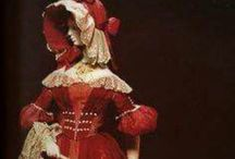 Fashion - 1830-1839 / Fashions for women during this decade.