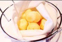 Cheese Bread: Because It Deserves Its Own Board / The Texas de Brazil Pan de Queijo: Cheese Bread Balls