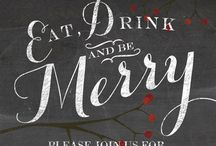 Christmas / Food & party supplies