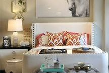 Home- Bedrooms / by The Little Acorn- Bridget Kelly Designs