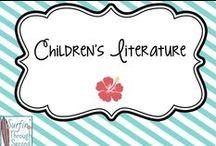 Children's Literature / Ocean